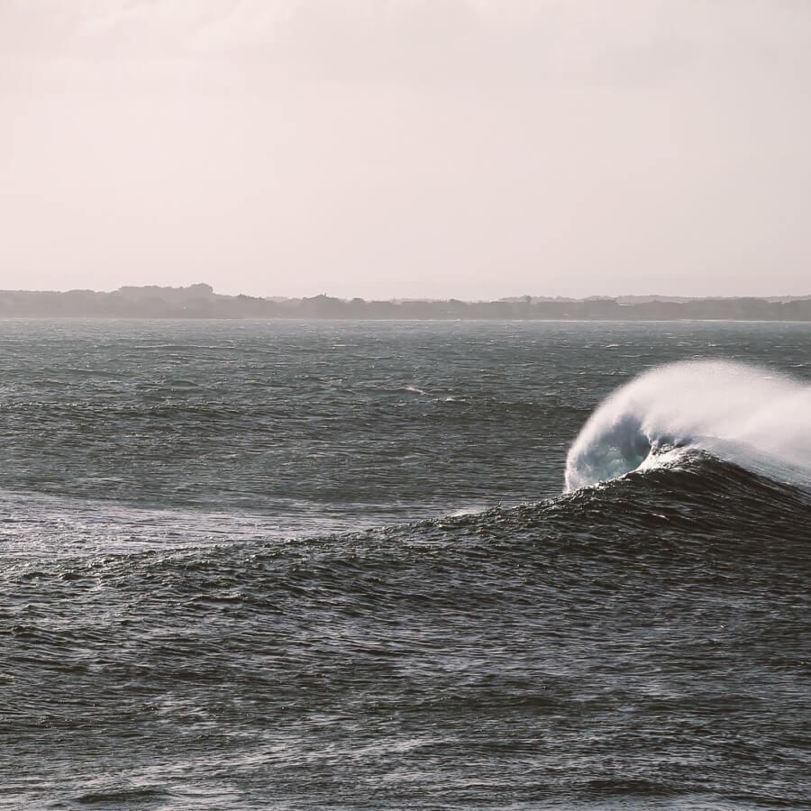 onde surf capo mannu